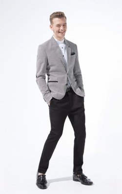 mensfashionworld:  Zara March Lookbook