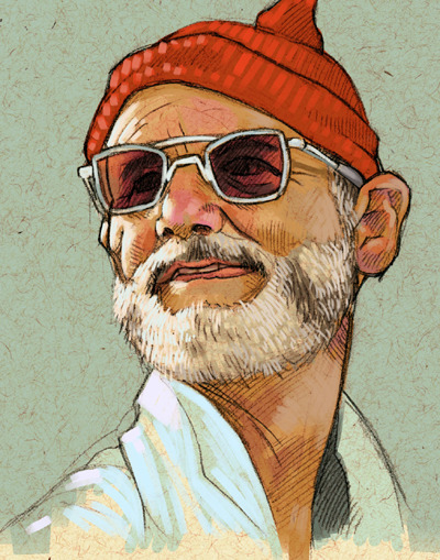 """He is the Zissou!"""