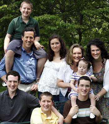 boxlunches:ricksantorum-2012:   What every traditional, real American family should look like :)   COOL!!! Now let me add in some other examples of what a healthy, happy, traditional, real American family should BE ABLE to look like:   Black families    Mexican and South American families    Middle Eastern families    East Asian families    South Asian families    Native American families    European families    Interracial families of all colors    Jewish families    Muslim families    Buddhist families    Hindu families    Atheist or agnostic families    Single mother families    Single father families    Grandparents raising a family    Foster families    Adopted families    Gay parent families    Lesbian parent families    Transgender parent families    Families with special needs children    Families with disabled children    Families with disabled parents    Families with deaf/hard of hearing parents, deaf/hard of hearing children, or both    Childless couples  ~~~ Awwww, aren't they all adorable? :3 I know I probably left a lot of folks out, so feel free to add pictures of what a good, happy, true American family can be! Remember they come in all shapes, sizes, colors, ages, genders, religions, races, cultures, nationalities, sexualities, and appearances, so don't leave anyone out! Especially when you VOTE. The only thing that defines what makes a family is love. <3 My, isn't America wonderful~?  EDIT: And you know, I just wanted to add…you can send Rick Santorum and the rest of the country, even the rest of the world, the message that these families and other families that went unmentioned matter TOO, NOT just white, conservative, Christian, straight-parent, double-parent, rich, privileged families like his. Let him and the country know that ALL families have a say, ALL families are what define America, ALL families are what make this nation strong, ALL families matter, ALL families are important, and that ALL families deserve a CHANCE. Let Rick Santorum know that OUR children deserve the chance to go to college, NOT just his. Let Rick Santorum know that OUR children deserve to marry whoever they want, NOT just his. Let Rick Santorum know that WE deserve to marry whoever we fall in love with, NOT just him and his wife Karen. Let Rick Santorum know that OUR wives and girlfriends deserve to have life-saving abortions/miscarriages/whatever he chooses to call it, NOT just his. Let Rick Santorum know that OUR special needs and disabled children deserve to have money that can help improve their lives, NOT just his daughter. Let Rick Santorum know that threatening OUR families will NOT be tolerated, and that WE are the ones who believe in what America TRULY is, a place where ANY family can be free and happy. Let Rick Santorum know that his family will NOT become the royal figureheads of a medieval theocracy where church and state are bound as one. Let Rick Santorum know that marriage is as old as humanity and that HIS religion did NOT invent the concept and he can NOT force his definition of it on us. Let Rick Santorum know that OUR women matter, OUR women should have a say over their own bodies, and that OUR women deserve to be LOVED in any way we see fit. Let Rick Santorum know that OUR families deserve medical help, OUR parents deserve fair wages and fair pay, OUR parents deserve places in the work force, that OUR single mothers and single fathers and disabled parents are not to be shut out by greedy executives and CEOs who only seek to expand their own paycheck and give NOTHING back to their own employees or society at large. Let Rick Santorum know that he is WRONG for excluding OUR families, that he is a BIGOT no matter how hard he tries to deny it, and that without OUR families working and toiling away beneath families like his, America would NOT be the rich and powerful country it is today. Let Rick Santorum know that WE are America and that WE DON'T WANT HIM. VOTE AGAINST SANTORUM AND OTHER HATEFUL MEN LIKE HIM. A VOTE AGAINST THEM IS A VOTE FOR FAMILY IN ALL OF ITS FORMS. A VOTE AGAINST THEM IS A VOTE FOR WHAT AMERICA REALLY IS: A LAND OF THE FREE, A LAND OF HARD-WORKING FAMILIES, A LAND OF EQUAL OPPORTUNITY, A LAND OF FAIR PLAY AND ASSISTING THOSE IN NEED, A LAND THAT DOES NOT SHUT OUT ITS POOR AND DENIES ITS CITIZENS THEIR RIGHTS, A LAND THAT DOES NOT LET BIGOTS LIKE RICK SANTORUM INTO THE WHITE HOUSE. FAMILIES ARE PEOPLE, NOT CORPORATIONS. FAMILIES ARE PEOPLE, NOT THEOCRACIES. FAMILIES ARE PEOPLE, NOT RICK SANTORUM.