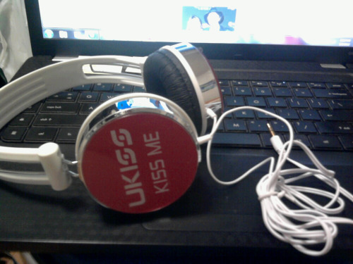 Received the Headphones! Thank you :) I really like the headphones! If there is another batch, I'd definitely order again ^0^! By: pris-silly