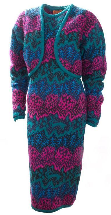 Ensemble Missoni, 1980s 1stdibs.com