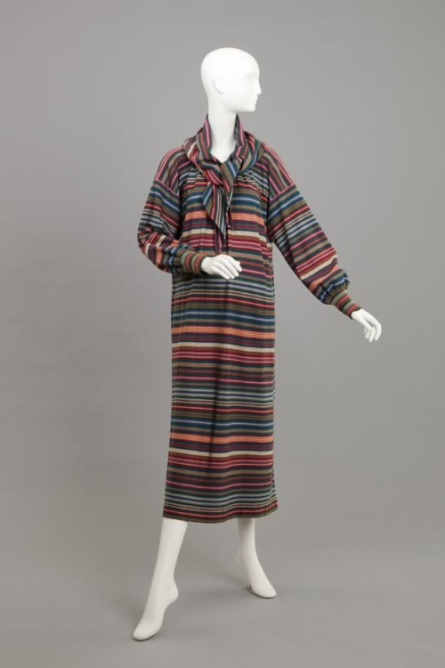 Dress Missoni, 1970s The Goldstein Museum of Design