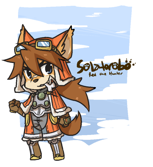 tuyoki:  9aia:  Solatorobo is one of my favorite DS games v___V <3  aaaa your red so cute ;q;  well there goes my heart