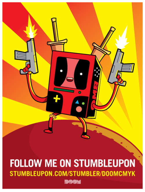 Follow me on Stumbleupon! http://www.stumbleupon.com/stumbler/doomcmyk