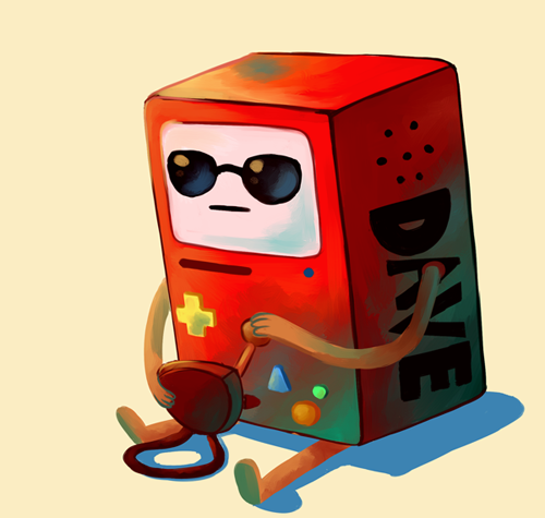 jakesass:  chouettechouette:  drew a dave beemo he's playing with himself not even gonna lie, i drew this pretty much just to make that joke  that's pretty awesome