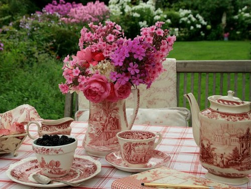 amazing tea party
