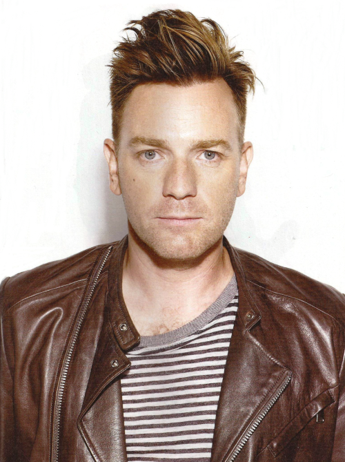 The 100 Sexiest Men Ever - 2012 ↑ 3. Ewan McGregor Last Year Position: 69.Climbed 66 places.