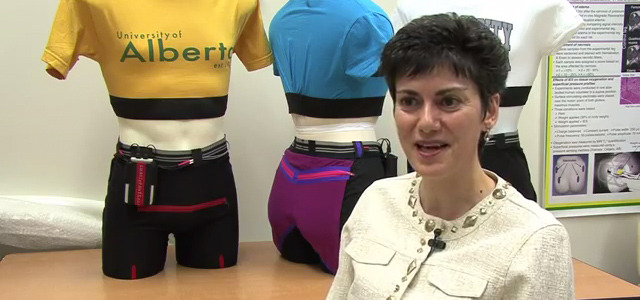 Now that's some magic underwear!  Electric underwear that combat bed sores — also known as pressure ulcers for the bedridden or wheelchair-bound  For those who are bedridden or wheelchair-bound, bed sores — also known as pressure ulcers — can be a serious health problem. Recently, however, a Canadian team of researchers have come up with a solution: Smart-e-Pants, electric underwear that combat the problem by sending a mild electrical current to the wearer's backside every 10 minutes. READ MORE…
