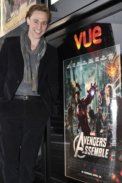totalfilm:  Tom Hiddleston introduces Avengers trailer and Joss Whedon discusses Avengers sequel The Avengers might not have assembled in cinemas yet, but that hasn't stopped Joss Whedon discussing his thoughts on the inevitable sequel…