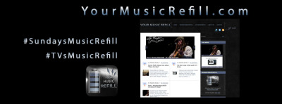 I'm finally launching my first music blog http://www.YourMusicRefill.com :)  I won't be posting on Tumblr anymore, so feel free to check out my new website now!