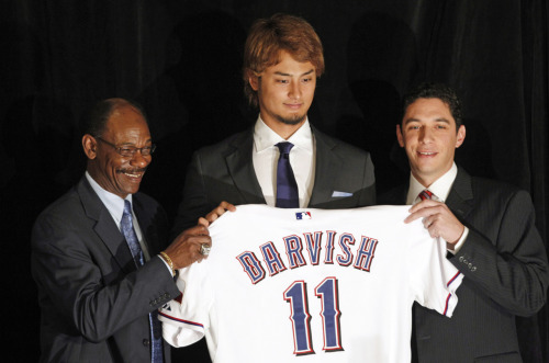 """I'd like for Yu to be Yu."" - Ron Washington, Manager, Texas Rangers AP Photo"