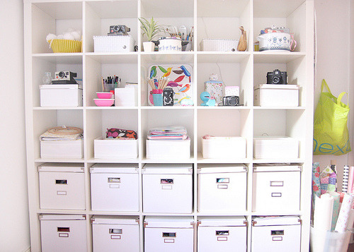 Ikea Expedit (by HeartHandmadeUK)