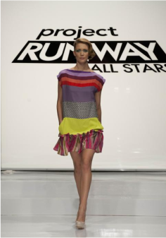 NEW BLOG POST!  Project Runway all-Stars: Let's Get Down To Business - the Recap!