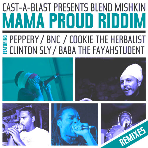 "Blend Mishkin's Mama Proud Remixed proves what talented producers are able to do: take a riddim and utterly reinvent it.  The original riddim is solid and balances the dancehall and dubstep aesthetics well, but these remixes stretch the boundaries and blur the genre lines, letting influences like drum n bass (Turntable Dubbers), glitchy electro (Jstar), rubadub (via Max Rubadub obviously), and digi-dancehall (Motagen Sound and Balkan's Hi-Fi).   <a href=""http://cast-a-blast.bandcamp.com/album/mama-proud-riddim-remixed-free-download"" data-mce-href=""http://cast-a-blast.bandcamp.com/album/mama-proud-riddim-remixed-free-download"">Mama Proud Riddim Remixed (Free Download) by Blend Mishkin</a>"