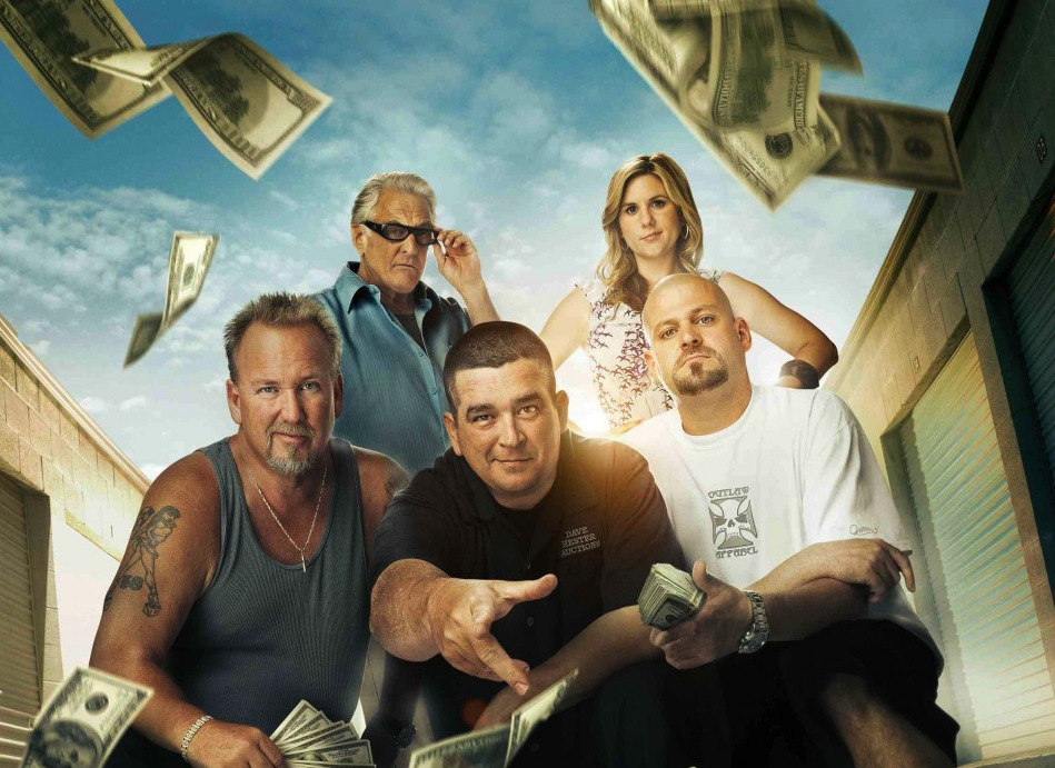 Storage Wars is the best show on television are you guys with me on this?