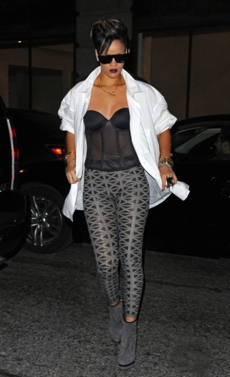 Rihanna's fashion