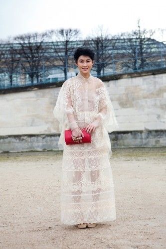 paris street style by Refinery29.