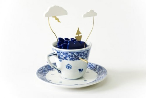 10 Cool Tea Cups!All the photos here