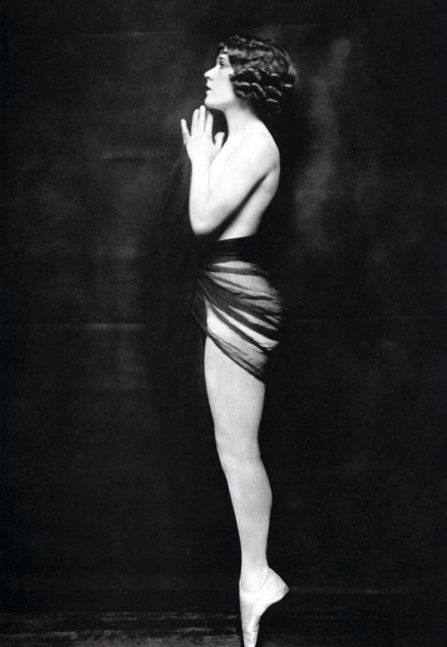 Ernestine Myers by Alfred Cheney Johnston c. 1920's