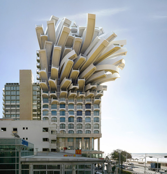 A Wonderfully Surreal World, Where Buildings Are Shaped Like Guns And French Fries  (Co.Design)