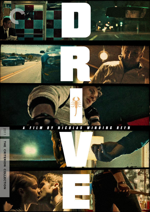 FAKE CRITERION COVERS FOR DRIVE