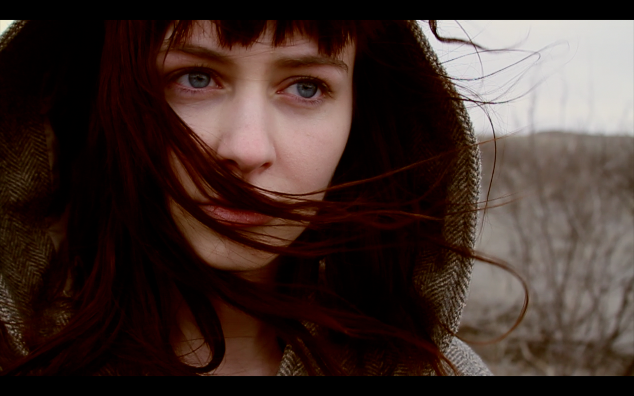 "Screen-Grab from my shoot from yesterday. The piece will be entitled ""Alone"".  I'm super excited about how it is going to turn out."