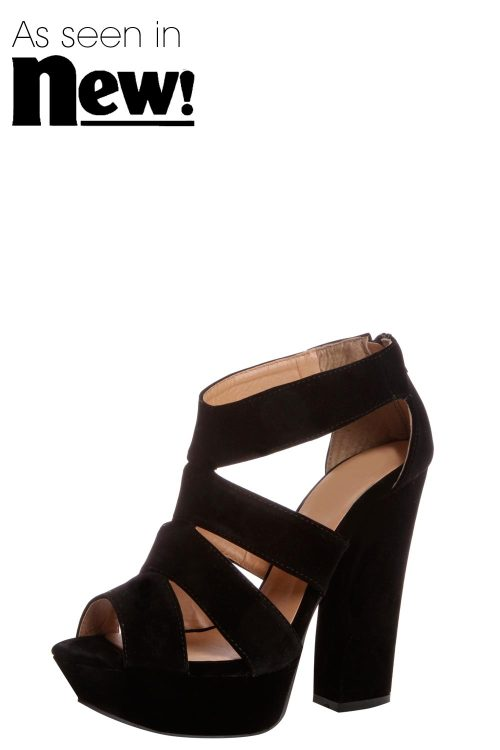 Just bought these gorgeous shoes from Boohoo.com It's 10% off everything today until midnight. Just use code LOVE14 :)