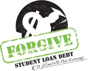 "dragonbloodink:  If you have or will have student loans, you need to read this. Something potentially life-changing for millions of people has happened. On March 8, 2012, Rep. Hansen Clarke introduced H.R. 4170, the Student Loan Forgiveness Act of 2012. This act proposes that people with federal student loan debt pay 10% of their discretionary income for a period of 10 years, and then the rest of the debt would be forgiven. I'm not clear on the details, but I'm also hearing that somehow it proposes to roll private debt into federal debt so it would apply, too. Student loan debt is financially crippling millions of people and having negative effects on the economic recovery efforts. Suze Ormond gives a very good explanation here of why student loan debt is contributing to the economic crisis in America. Not to mention the personal cost for young people trying to start out in life with the double whammy of a poor economy and serious loan debt. What's even less certain is how this will affect Americans for generations to come, with some calling young Americans ""The New Lost Generation."" When you can barely afford to pay your loans, you aren't buying cars. You aren't buying houses. You aren't spending a lot of money on consumer items or vacations. You're trying to scrape up enough money to pay that bill so Sallie Mae will stop sending you threatening letters. Think what would happen if suddenly, all of the people sending most of their paychecks to student loan companies had hundreds of dollars more to spend on other things. Think how many people would move out of their family home and get a place of their own. Think how many people would buy a car. Think how many couples would decide to get married. Think how many people would be able to start saving for retirement, or be able to afford health insurance. Think how many people would buy clothes, shoes, electronics, or better-quality food. Think how many people would stop considering suicide as the only way out of an apparently impossible financial crisis.  And now think how all that money flooding into the economy would improve things in America. This is one economic problem that is not going to get better over time without action. It's actually getting worse. It's not only students themselves suffering. With nowhere else to go, many have moved back in with families and are relying on family support. That's making it very hard for their parents to retire.   To date, the government has done little to nothing to help out people with existing student debt, despite economists screaming from the rooftops that student loans are a bubble about to burst and when it does, it could tip the country right back into another full-blown recession or even depression. At the very least, it's likely hampering efforts to get the economy back on track. It's telling when you consider where the government chooses to help. The government bailed out the banks. It bailed out the auto industry. It put in place measures to help people facing foreclosure. It's looking at addressing credit card rules. But what has it done to help people with student loans, which – again – is now a larger problem than credit card debt? This is a groundbreaking measure and it needs people to get behind it immediately and show their support, to let Congress know what such a relief could mean to a generation of young people struggling under a mountain of debt unlike anything our country has seen before. I fully support The Student Loan Forgiveness Act of 2012 as a way to help stimulate the economy, remove a financial and emotional burden from millions of people, and help pull the country out of the sinkhole it entered nearly four years ago. The Student Loan Forgiveness Act of 2012 will stop the bleeding. We need other things to happen, too. We need representatives to call for student loan reforms to stop the problem for future generations. We need representatives to call for colleges and universities to bring down tuition for current and future students. We need representatives to support community and technical colleges. We need to change the tenor of conversation about higher education in America. We need media to start asking the hard questions about why this happened in the first place. But first, we have to put a tourniquet on the debt that is bleeding Americans dry. If you support this bill, contact your representatives and senators and tell them so immediately. Call them. Email them. Write letters.  For more information, check out http://forgivestudentloandebt.com/ You can track the bill through GovTrack here. Sign the petition here! And SPREAD THE WORD!"
