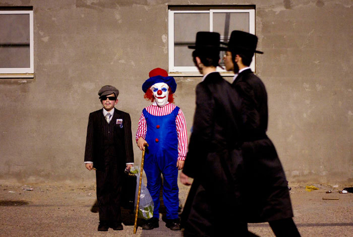 Image of the week, hands own. Boys celebrate Purim in Tel Aviv, photographed by Ariel Schalit for AP. See the rest of this week's new photography roundup here. Image © AP/Ariel Schalit.
