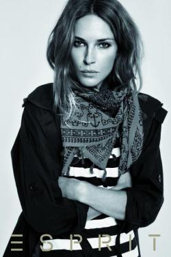 Erin Wasson for Esprit S/S 2012