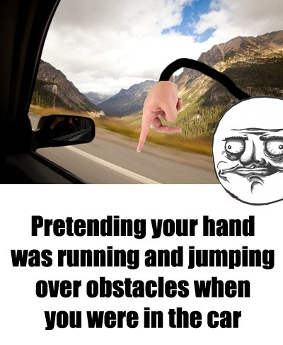 You Know You Did This