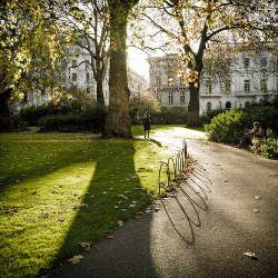 allthingseurope:  St James Square, London (by MattMawson)