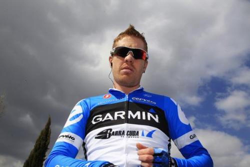 superpetersagan:  Tyler Farrar after stage 3 of Tirreno-Adriatico. :)