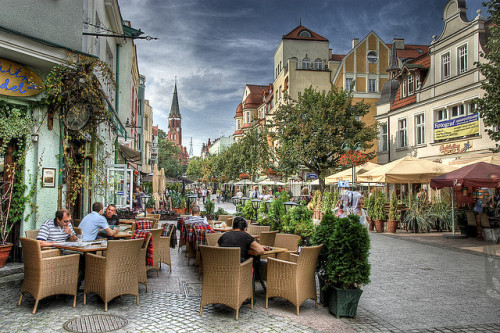 polandforeveryone:  sopot-10 by zizin on Flickr. Sopot, Poland