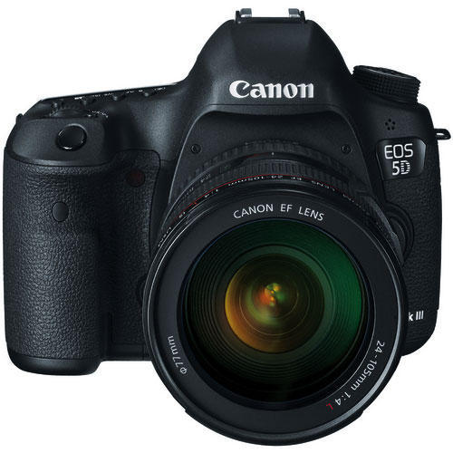 The Canon EOS 5D Mark III is now available for pre-sale at Banff Photography! The camera features a 22MP full frame sensor and a 61 point AF system. Check out more specs and order today!