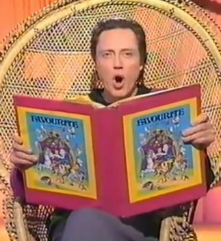 Christopher Walken reads.