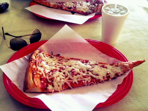Manhattan Pizza<3