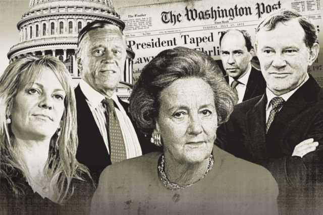 Ghosts in the Newsroom Has The Washington Post Lost Its Way? Read: Vanity Fair