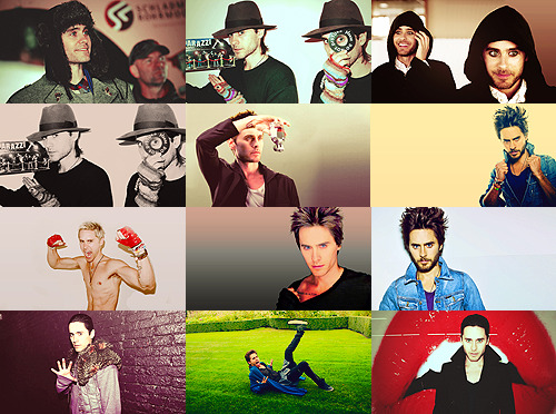here is a heap of jared leto wallpapers!this preview only includes 12, but there are 21 (some have different colorings)enjoy! ➦download *it is a big file!