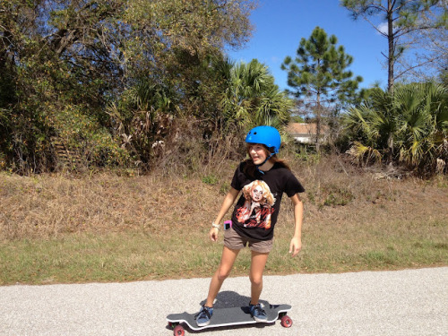 npr:  This 14-Year-Old Girl Just Bought A House In Florida When a 14-year old can afford to buy a home, does that mean home prices have hit bottom? Willow Tufano is a child of the housing collapse. Her real estate agent mom scrapes together a living in Florida by selling foreclosed properties. Willow found her own niche scavenging abandoned washes, dryers and furniture from her mother's properties and selling them on Craigslist. In just six months, Willow saved enough money to buy a two-bedroom fixer upper for $12,000. -Chana Joffe-Walt (Photo by Chana Joffe-Walt/NPR)  Kids these days.