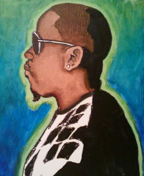 Big Boi Painting