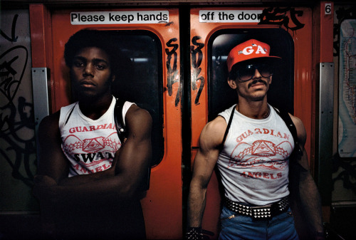 Subway by Bruce Davidson.