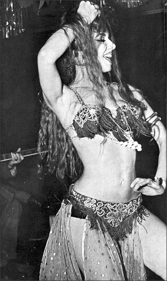 Belly Dancer    Mr. Magazine 1964