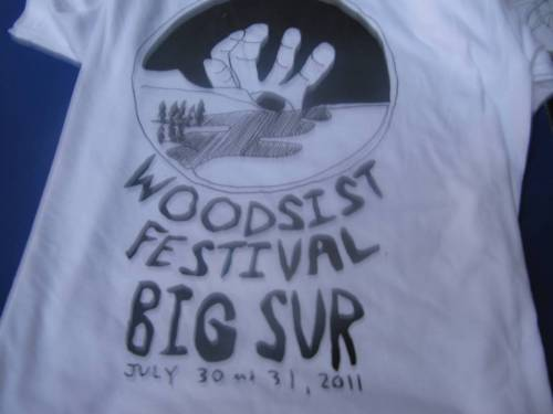 blurry foto WOODSIST FEST is onsale NOW snag up your 2-day pass up ASAP. they go quick. and reserve your stay in big sur, weekends are always a sold out picture in Big Sur. http://woodsistbigsurfestival2012-estw.eventbrite.com/