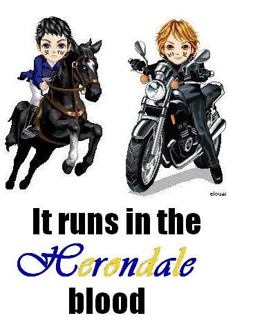 "Well that's good because he's back on the horse in CP2!  theherondaleboys:  infernaldustandshadows:  It runs in the Herondale blood ""My name is Herondale,"" the boy said cheerfully. ""William Herondale, but everyone calls me Will. Is this really your room? Not very nice, is it?"" He wandered toward the window, pausing to examine the stacks of books on her bedside table, and then the bed itself. He waved a hand at the ropes. ""Do you often sleep tied to the bed?""  ""I don't want to be a man,"" said Jace. ""I want to be an angst-ridden teenager who can't confront his own inner demons and takes it out verbally on other people instead."" ""Well,"" said Luke, ""you're doing a fantastic job.""   I love that Will's on the horse like in CA!"