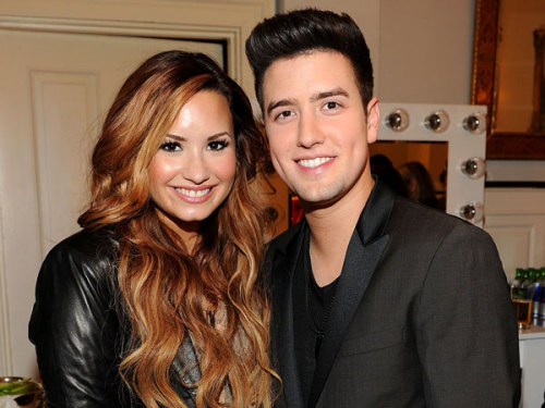 Are Demi Lovato and Logan Henderson dating?