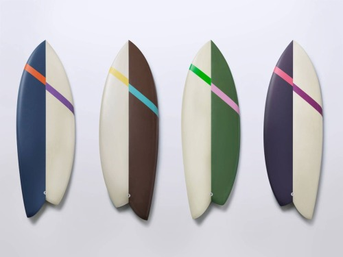 saturdays surf x chandelier creative surfboards