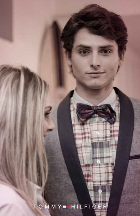 preppyworld:  Preppy bow tie
