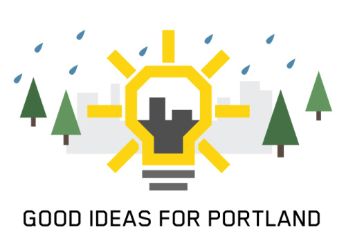 I'm pleased to announce our panel line-up for the GOOD Ideas for Portland event coming up THIS WEDNESDAY! We'll have… Carl Alviani, Writer, ZIBA DesignMathew Foster, Multidisciplinary CreativeSarah Mirk, Author, News writer at Portland MercuryBelin Liu, Creative Engineer at Atelier AceMorgan O'Hara, Candidate, PNCA MFA in Collaborative Design …to give live feedback to all of the presenting groups! Thank you everyone for participating. Super exciting. Can't wait. Remember, March 14! Drinks at 6:30, event at 7! At ADX! Everyone is invited. More information about the event and program here.
