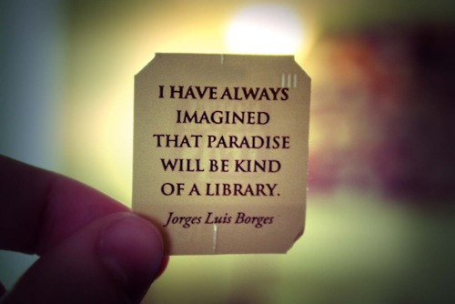 Borges will always be my favorite author.